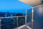 Balcony at 667 Howe Street, Vancouver West