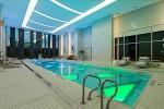 Saline Glass Bottom Pool at 667 Howe Street, Vancouver West