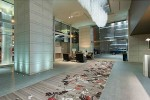 Lobby at 667 Howe Street, Vancouver West