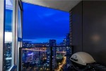Balcony at 3105 - 455 Beach Crescent, Yaletown, Vancouver West