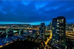 View at 3105 - 455 Beach Crescent, Yaletown, Vancouver West