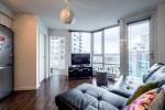 Bright SE Views! at 2302 - 788 Hamilton Street, Downtown VW, Vancouver West