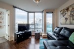 Living at 2302 - 788 Hamilton Street, Downtown VW, Vancouver West
