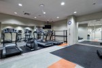 Gym at 2302 - 788 Hamilton Street, Downtown VW, Vancouver West