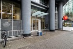 Entrance at 2302 - 788 Hamilton Street, Downtown VW, Vancouver West