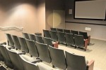 Theatre screening room at 2302 - 788 Hamilton Street, Downtown VW, Vancouver West