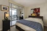 Second-Bedroom1204-1055-Homer-St-Domus at 1204 - 1055 Homer Street, Yaletown, Vancouver West