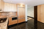 Spacious Kitchen - Governor's Tower in Yaletown at 2103 - 388 Drake Street, Yaletown, Vancouver West