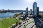Unobstructed Yaletown views - Governor's Tower in Yaletown at 2103 - 388 Drake Street, Yaletown, Vancouver West