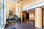 Governor's Tower Lobby at 2103 - 388 Drake Street, Yaletown, Vancouver West