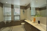 Master bathroom at 701 - 531 Beatty Street, Downtown VW, Vancouver West